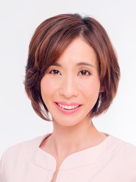 司会者 岡島 匤江の顔写真
