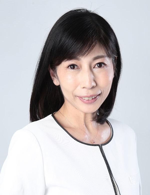 司会者 大杉 明美の顔写真