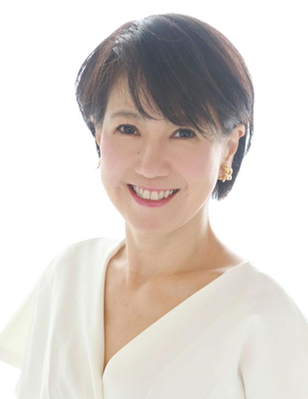 司会者 中村 理佐の顔写真